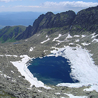 Vysne Wahlenbergovo pleso; credit: Kristo (https://commons.wikimedia.org/wiki/User:Kristo~commonswiki)